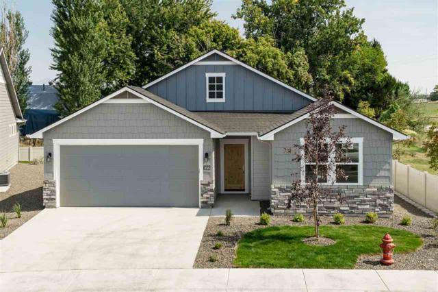 822 Ash Pine Way, Meridian, ID 83642 (MLS #98705592) :: Boise River Realty