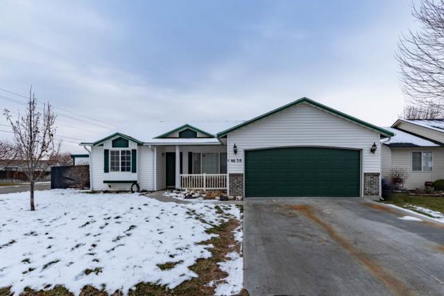 4638 S Choctaw Ave., Boise, ID 83709 (MLS #98706711) :: Jon Gosche Real Estate, LLC