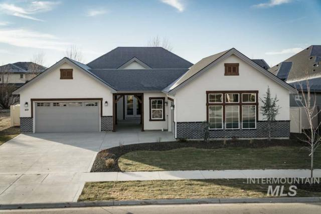 4121 W Prickly Pear Dr, Eagle, ID 83616 (MLS #98708987) :: Jackie Rudolph Real Estate