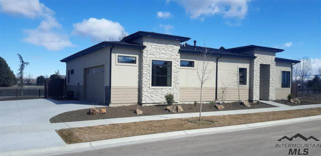 3922 W Crossley Dr, Eagle, ID 83616 (MLS #98713362) :: Team One Group Real Estate