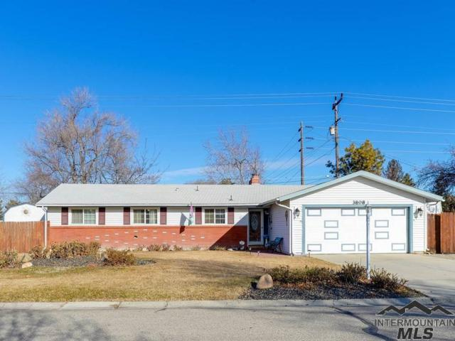 3808 Pasadena Dr., Boise, ID 83705 (MLS #98717837) :: Juniper Realty Group