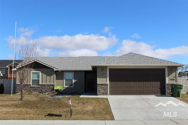 746 N Sundown Pl, Payette, ID 83661 (MLS #98718147) :: Jon Gosche Real Estate, LLC