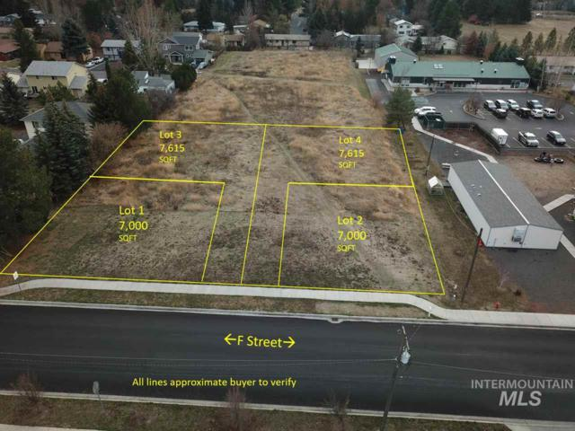 000 F Street Parcel #1, Moscow, ID 83843 (MLS #98718652) :: The Bean Team