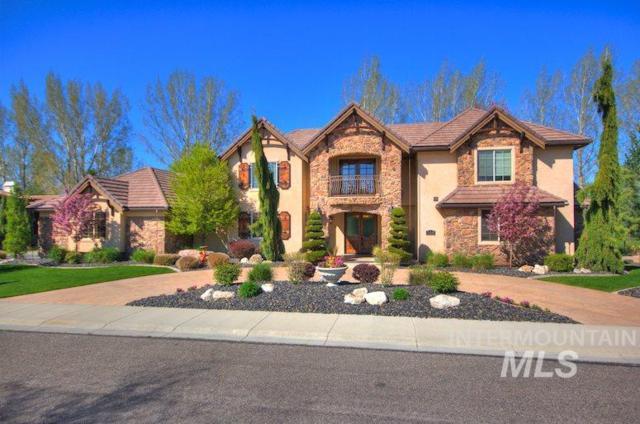 594 W Watersford Drive, Eagle, ID 83616 (MLS #98719503) :: Jon Gosche Real Estate, LLC