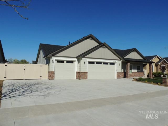 1119 S River Stone Drive, Nampa, ID 83686 (MLS #98723345) :: Jon Gosche Real Estate, LLC