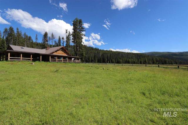 3746 Red River Road, Elk City, ID 83525 (MLS #98723439) :: Adam Alexander