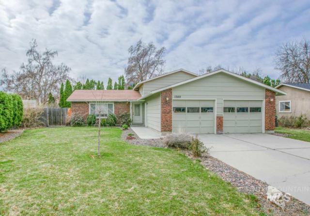 1389 E Boston Dr., Boise, ID 83706 (MLS #98724091) :: Team One Group Real Estate