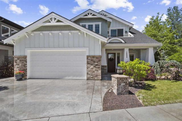 2699 S Creek Pointe Ln, Eagle, ID 83616 (MLS #98724546) :: Juniper Realty Group