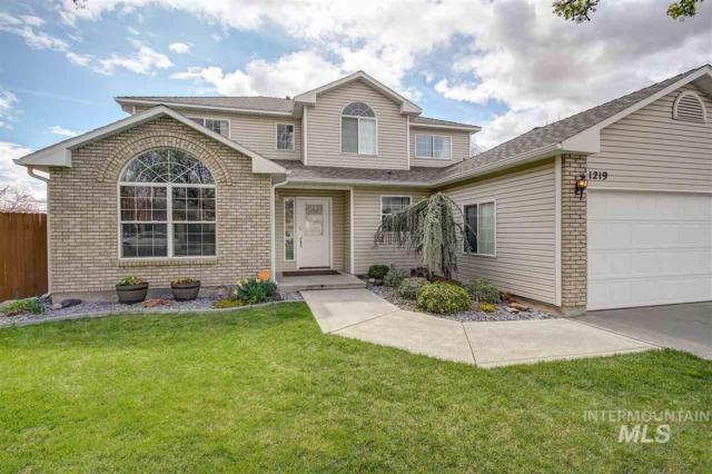 1219 N Notel Creek Place, Meridian, ID 83642 (MLS #98725168) :: Legacy Real Estate Co.