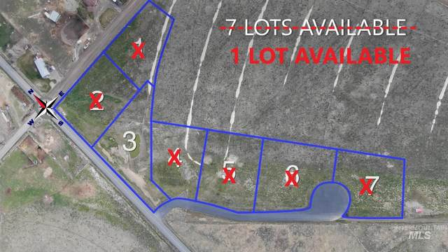 3502 E 3290 N (Lot 3), Kimberly, ID 83341 (MLS #98726420) :: Story Real Estate