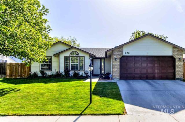 876 N Carmen Ave, Boise, ID 83704 (MLS #98727163) :: Full Sail Real Estate