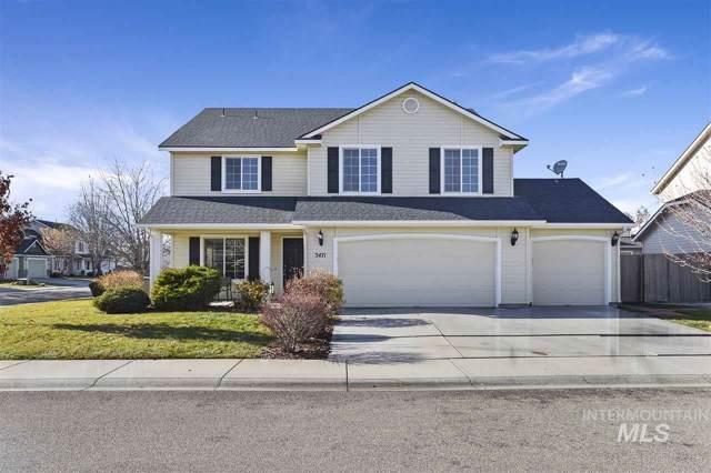 3471 N Pescado Way, Meridian, ID 83646 (MLS #98727785) :: Boise River Realty