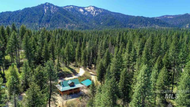 75 Sky Ridge Dr, Garden Valley, ID 83622 (MLS #98728495) :: New View Team