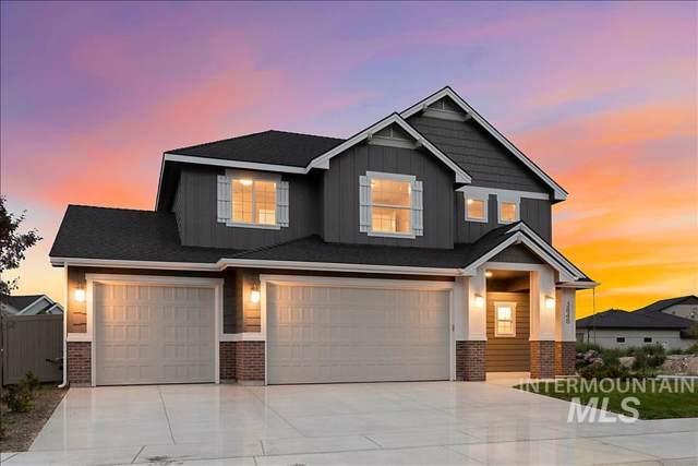 3848 S Daybreak Way, Meridian, ID 83642 (MLS #98733157) :: Juniper Realty Group