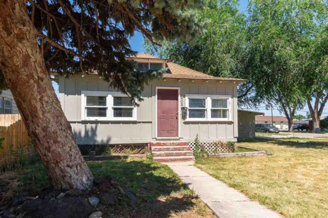 903 13th Ave S, Nampa, ID 83651 (MLS #98735436) :: Boise River Realty