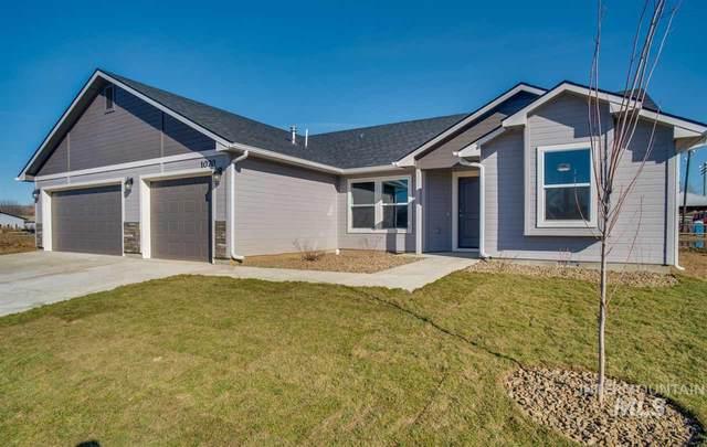 1090 W 10th St, Weiser, ID 83672 (MLS #98738264) :: Michael Ryan Real Estate