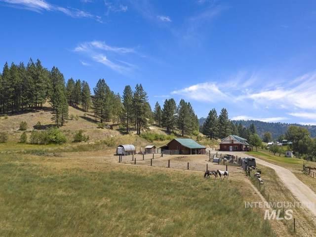 39 Sawmill Lane, Garden Valley, ID 83622 (MLS #98738592) :: Boise River Realty