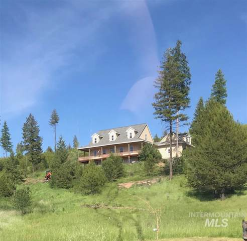 1152 Flannigan Creek Road, Viola, ID 83872 (MLS #98741118) :: Beasley Realty