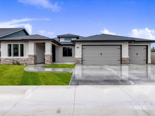 4099 W Prickly Pear Drive, Eagle, ID 83616 (MLS #98744857) :: Jon Gosche Real Estate, LLC
