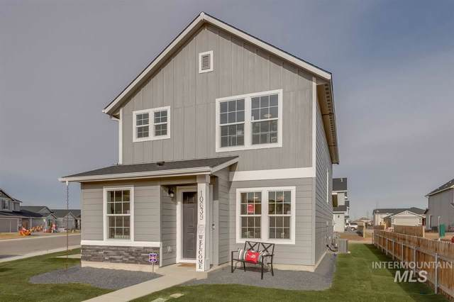 10621 Hot Springs St., Nampa, ID 83687 (MLS #98746732) :: New View Team