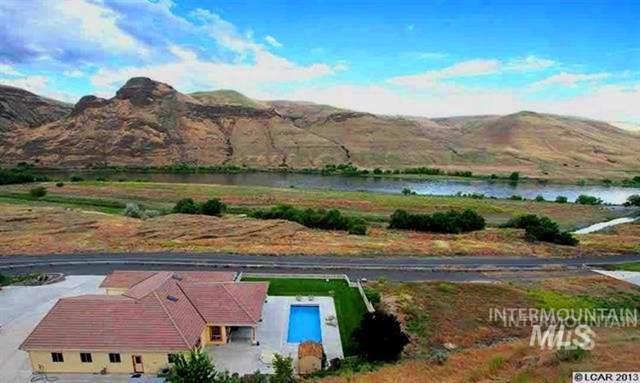 16 Snake River Road, Asotin, WA 99402 (MLS #98749729) :: Team One Group Real Estate