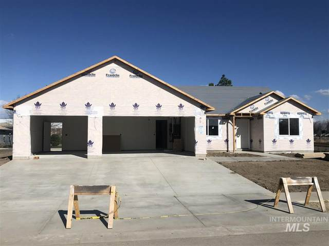 1120 W 10th St, Weiser, ID 83672 (MLS #98753035) :: Story Real Estate
