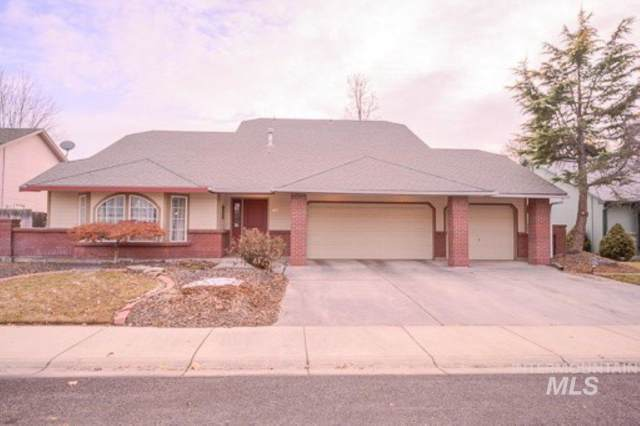 1155 E Hunter Dr, Meridian, ID 83646 (MLS #98754752) :: Juniper Realty Group