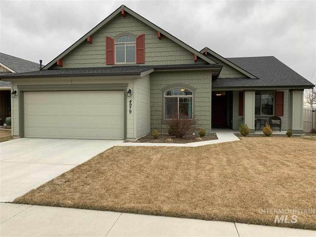 4979 W Torana Street, Meridian, ID 83646 (MLS #98756201) :: New View Team