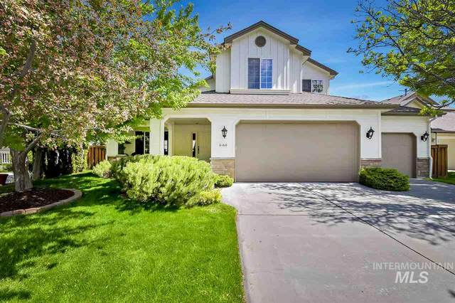 6160 S Schooner Place, Boise, ID 83716 (MLS #98758588) :: Minegar Gamble Premier Real Estate Services