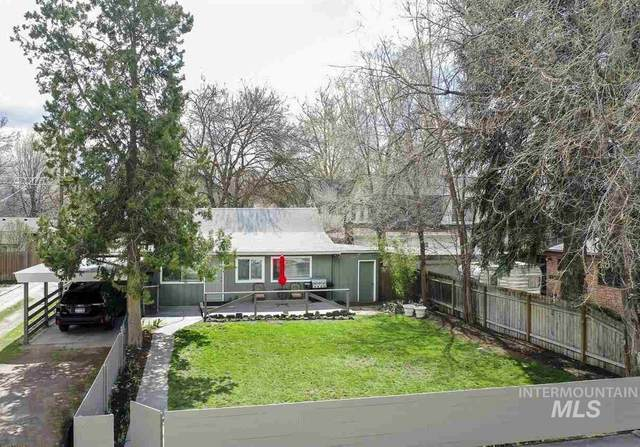 1715 W Heron Street, Boise, ID 83702 (MLS #98761687) :: New View Team
