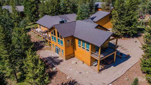 121 Tiger Tail Dr, Sawtooth City, ID 83340 (MLS #98761788) :: Epic Realty
