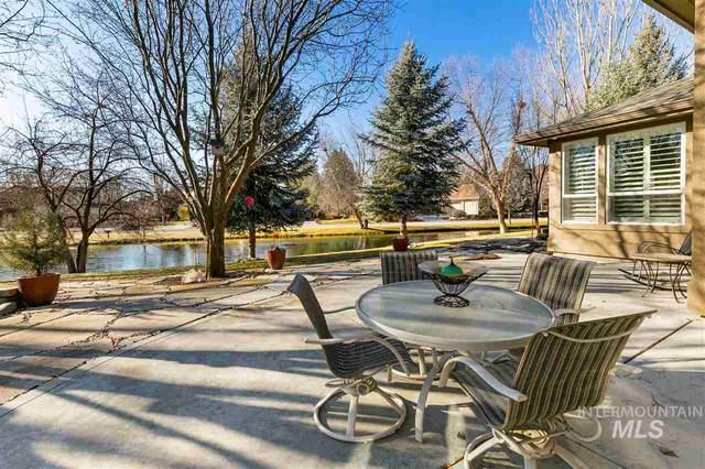 703 W. Bogus View Dr., Eagle, ID 83616 (MLS #98765398) :: Idaho Real Estate Pros