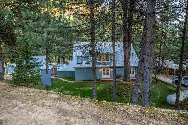 153 E Hoalst, Pine, ID 83647 (MLS #98766316) :: New View Team
