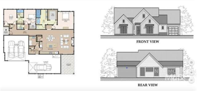 9852 W Broadford Dr., Star, ID 83669 (MLS #98770177) :: Build Idaho