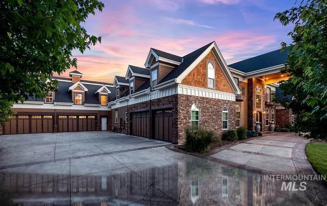 3667 W Sella Court, Eagle, ID 83616 (MLS #98770409) :: Juniper Realty Group