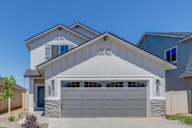 4002 W Peak Cloud Dr, Meridian, ID 83642 (MLS #98770446) :: Boise Home Pros