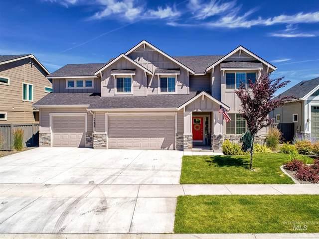 3298 E Rockhampton St, Meridian, ID 83642 (MLS #98770864) :: City of Trees Real Estate
