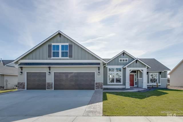 1008 N Foudy Ln, Eagle, ID 83616 (MLS #98777111) :: Build Idaho