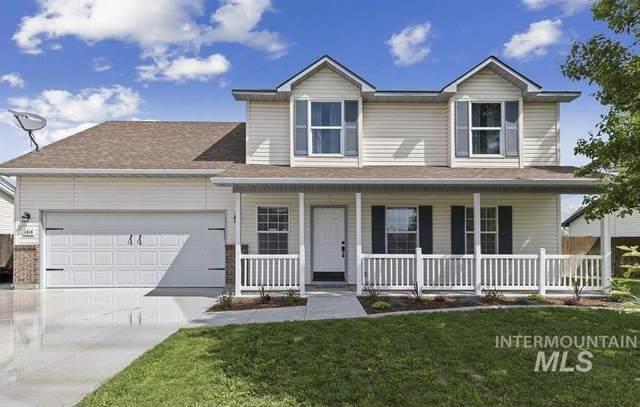 1414 W Blaine, Nampa, ID 83686 (MLS #98790633) :: Jeremy Orton Real Estate Group