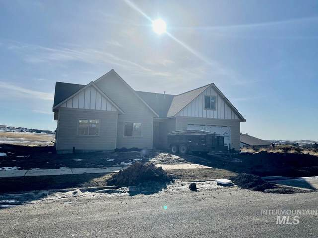 445 Southview, Moscow, ID 83843 (MLS #98790678) :: Boise River Realty