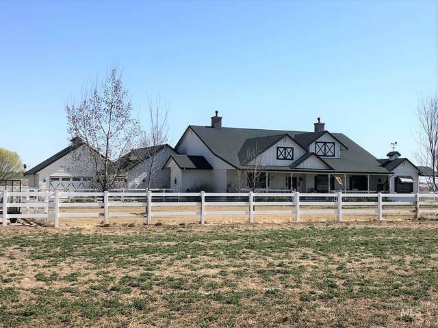 18714 Fargo Rd, Wilder, ID 83676 (MLS #98797654) :: Epic Realty