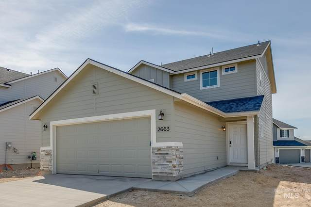 3929 W Snow Canyon St, Meridian, ID 83642 (MLS #98801138) :: Epic Realty
