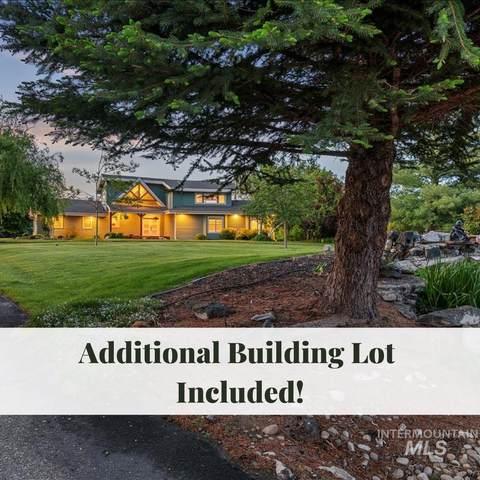 2010 Jarvis Court, Meridian, ID 83642 (MLS #98802183) :: Scott Swan Real Estate Group