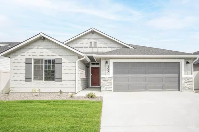 5060 W Ladle Rapids Dr, Meridian, ID 83646 (MLS #98805337) :: Navigate Real Estate