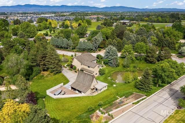 2143 Aspen Cove Dr., Meridian, ID 83642 (MLS #98806165) :: City of Trees Real Estate