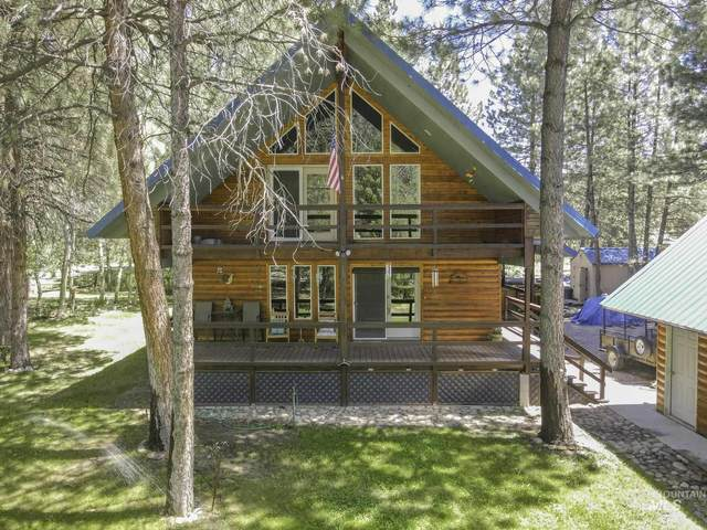 4412 N Sandy Dr, Featherville, ID 83647 (MLS #98806964) :: City of Trees Real Estate