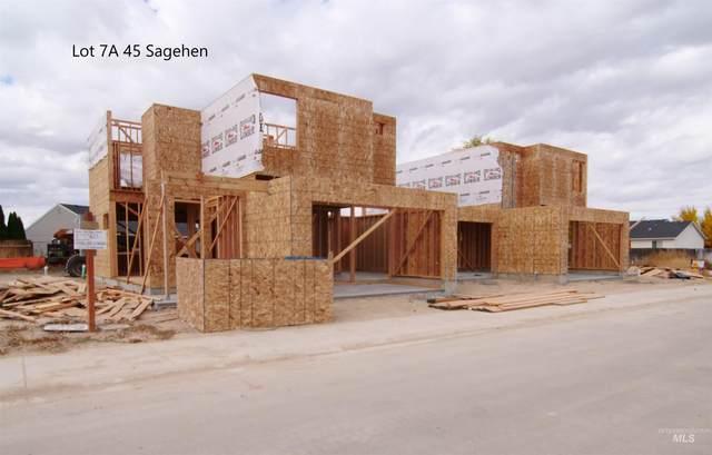 45 N. Sagehen Ln. 7A, Nampa, ID 83651 (MLS #98807594) :: Navigate Real Estate