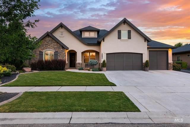 2886 S Winward Way, Eagle, ID 83616 (MLS #98810137) :: Silvercreek Realty Group