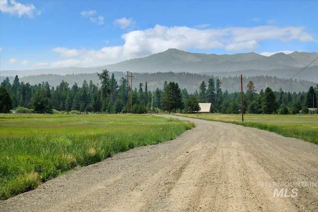 80 Alpha View Place, Cascade, ID 83611 (MLS #98810776) :: Idaho Real Estate Advisors
