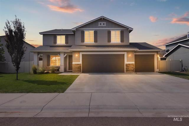 8871 S Red Delicious Way, Kuna, ID 83634 (MLS #98811451) :: Haith Real Estate Team